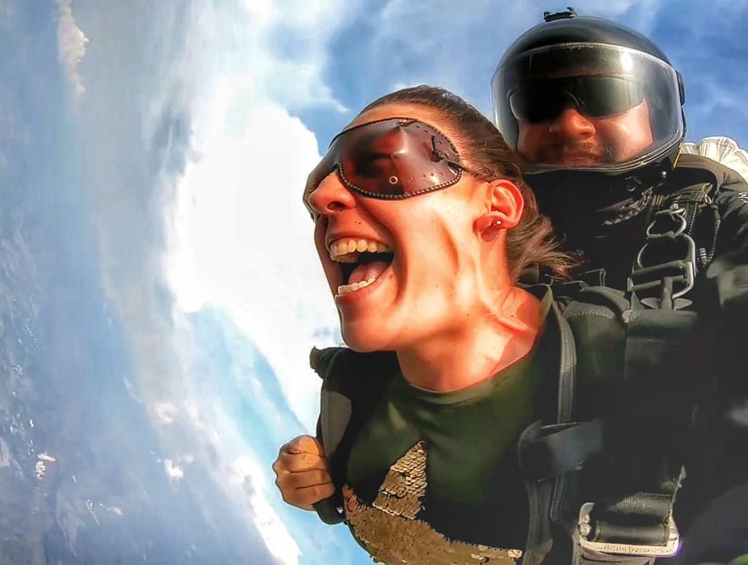 Paracaidismo: Un salto al vacío