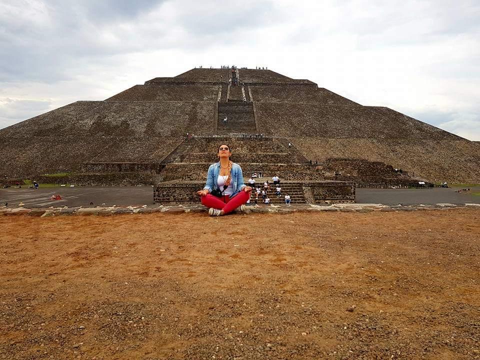 Teotihuacán: El vuelo del amanecer