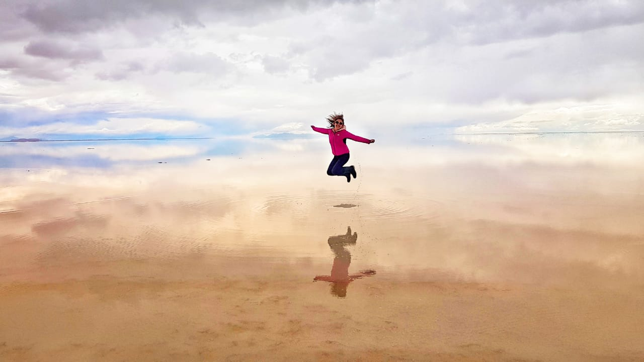 Salar de Uyuni: La realidad supera a la ficción