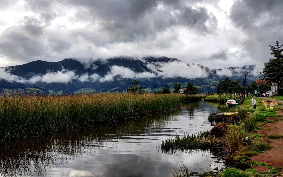 Laguna de la Cocha, cómo no perderse en sus aguas