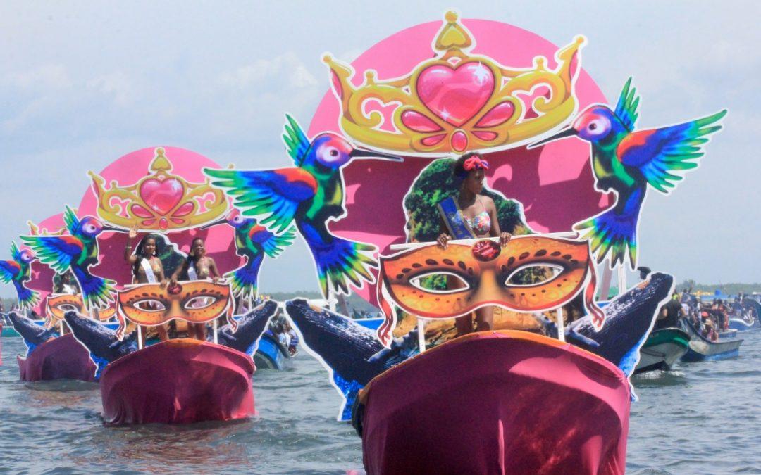 Carnaval del fuego, Tumaco, Nariño
