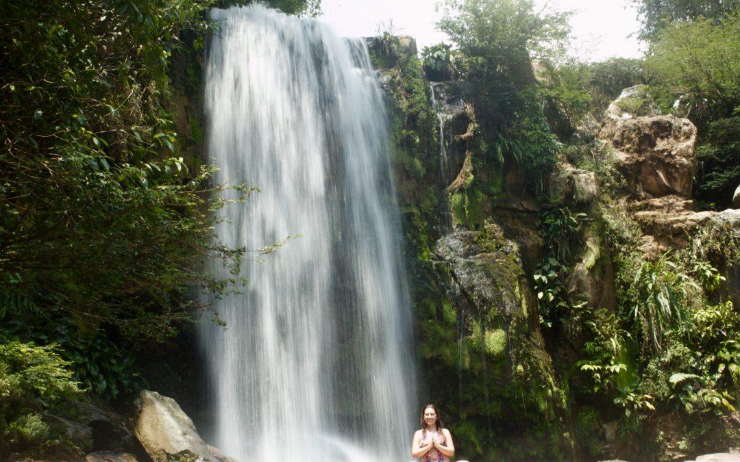 Expedición al rio Güejar – Meta